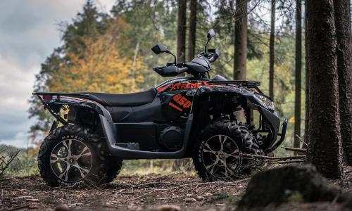 ACCESS MOTOR SHADE EXTREME 850i LT EPS