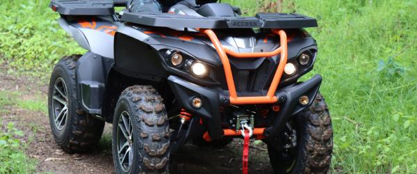 Access Motor Shade 650 v novém