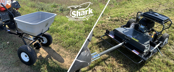 Zahradní technika SHARK