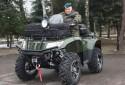 Nové čtyřkolky pro polskou armádu
