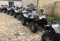 Linhai 500 4x4 AR pro půjčovnu čtyřkolek v Chorvatsku