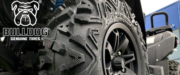 ASP Group představuje novou značku ATV/UTV pneumatik Bulldog