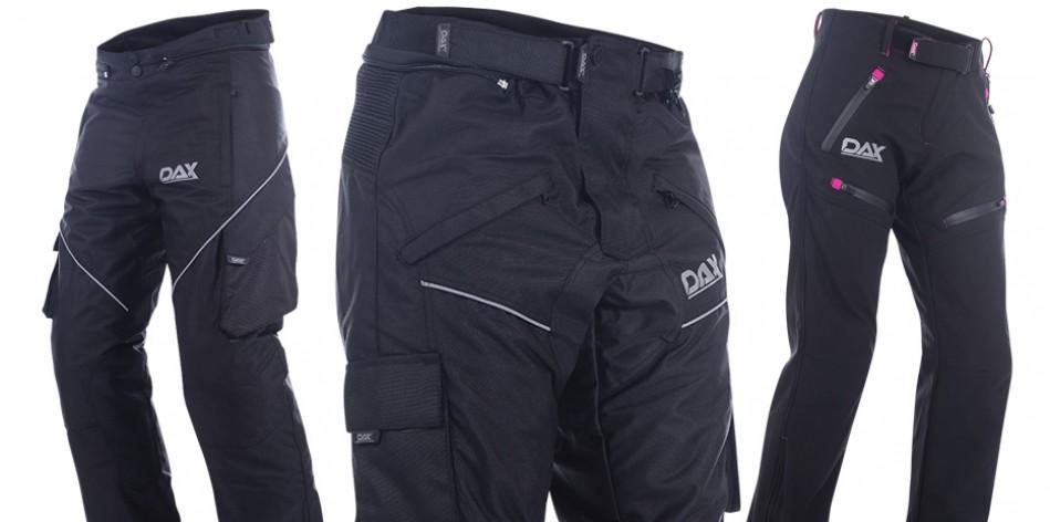 Textilní kalhoty