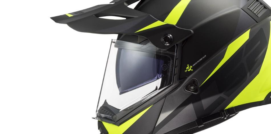 Enduro helmy