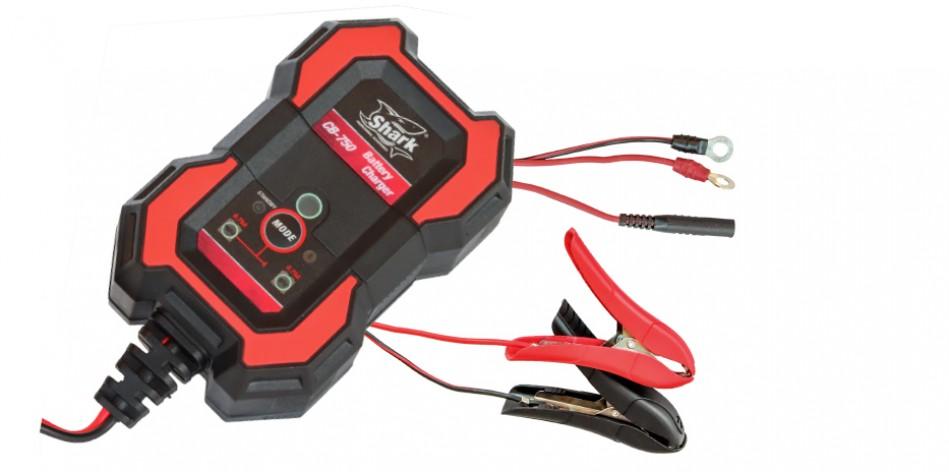 Automatická inteligentní nabíječka CB-750