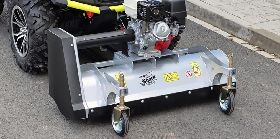 ATV čelní mulčovač s motorem Honda