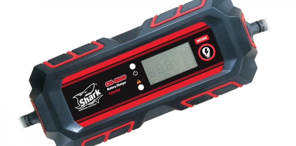 Inteligentní nabíječka baterií CN-4000