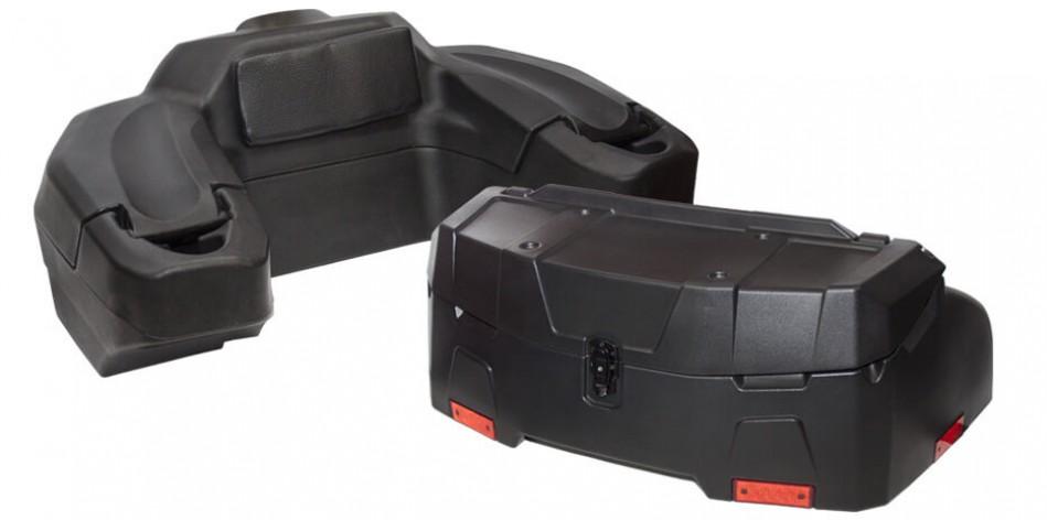 Plastové a textilní ATV boxy