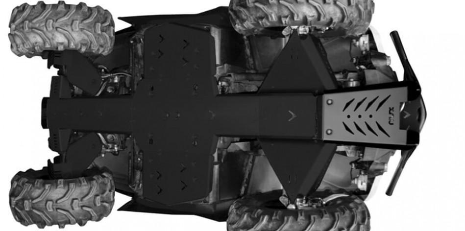Kryty podvozku pro čtyřkolky a Side-by-Side